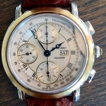 Maurice Lacroix Masterpiece Chronograph Automatic Day Date