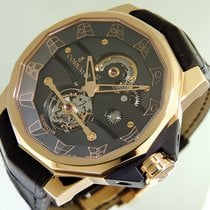 Corum Rose gold 48mm Manual winding 372.931..55/0F01 0000 pre-owned