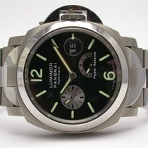 Panerai Luminor Marina Pam00171 Titanium & Steel Power Reserve...