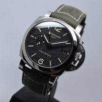 Panerai Luminor 1950 3 Days GMT Automatic PAM535 Almost New...