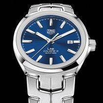 TAG Heuer Link Calibre 5 neu 2020 Automatik Uhr mit Original-Box und Original-Papieren WBC2112.BA0603