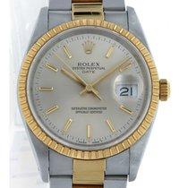 Rolex Date 16014 Sapphire Like New 1991