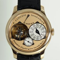 F.P.Journe Tourbillon Souveraine Rose Gold