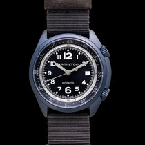 Hamilton Khaki Pilot Pioneer new Automatic Watch with original box and original papers H80495845