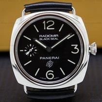 Panerai PAM00380 Radiomir Black Seal Logo SS (28713)