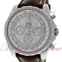 Breitling Bentley 6.75 Steel 48mm Silver No numerals United States of America, New York, New York