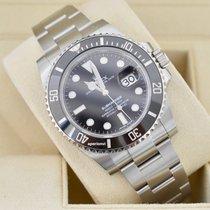 롤렉스Submariner,새 시계/미 사용,정품 박스 있음, 서류 원본 있음,40 mm,스틸