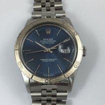 Rolex Datejust Turn-O-Graph Stahl 36mm Blau