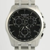 Tissot Couturier Men's Watch T0356617A - Stainless Steel w/...