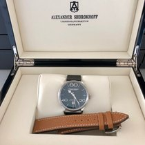 Alexander Shorokhoff 40mm Manual winding 2018 pre-owned