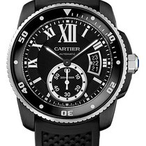 Cartier new Automatic Small Seconds 42mm Steel Sapphire Glass