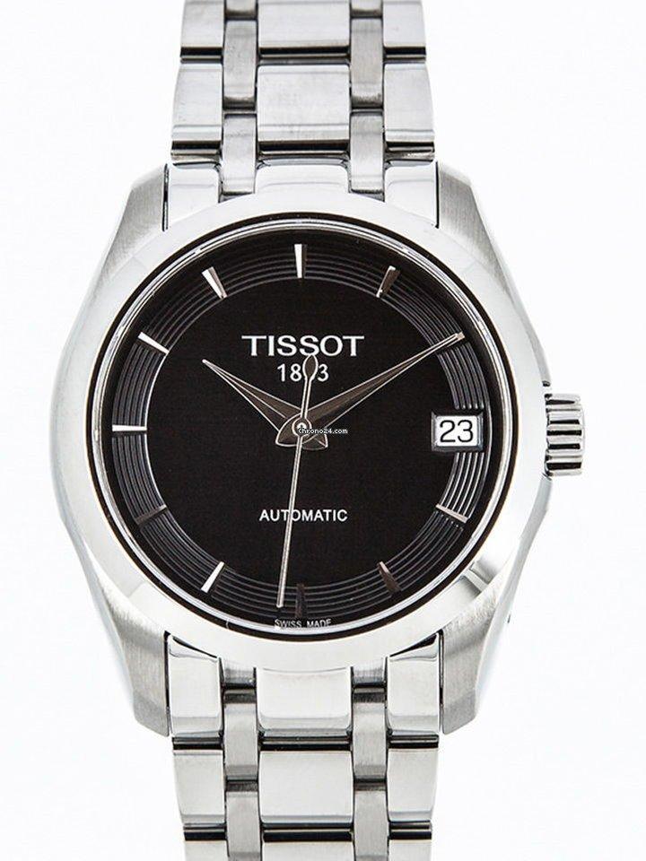 a498f04f238 Comprar relógio Tissot Couturier