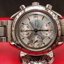 Omega Speedmaster Reduced Steel 38mm Grey No numerals