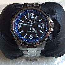 Sector Steel 45mm Automatic R3253180002 new