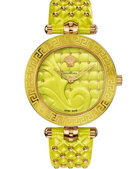 Versace Damenuhr Vanitas VK7110014 za 460 € k prodeji od Trusted Seller na  Chrono24 51ed8ff6b3d