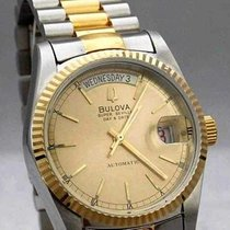 Bulova 36mm Automatic pre-owned