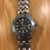 Omega 2551.80.00 Staal 2000 Seamaster Diver 300 M 36.25 mmmm tweedehands