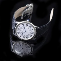 Cartier Ronde Solo de Cartier Steel 36mm Silver United States of America, California, San Mateo