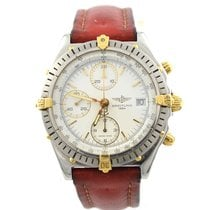 Breitling Chronomat Gold/Steel 40mm White