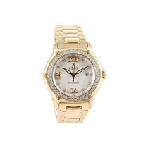 Ebel 1911 pre-owned 28mm Mother of pearl