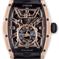Cvstos Rose gold 59mm Automatic Challenge new