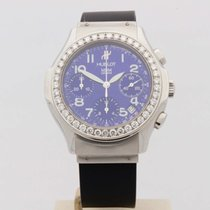 Hublot Steel 40mm Automatic 1810.1 pre-owned