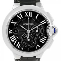 Cartier Ballon Bleu 44mm Steel 47mm Black Roman numerals United States of America, Florida, Miami