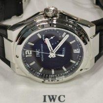 IWC Big Ingenieur Aço 45,5mm Preto