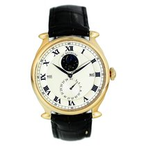 De Bethune Rose gold 43mm Manual winding DB15RT pre-owned United States of America, New York, New York