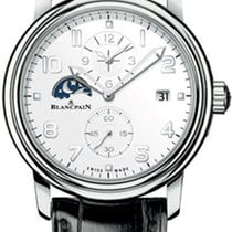 Blancpain Léman new Automatic Watch with original box and original papers 2860-1127-55B