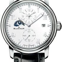 Blancpain Léman Steel White United States of America, Florida, Miami