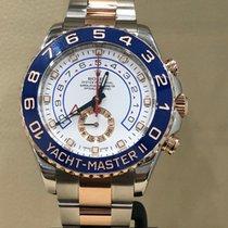 Rolex Yacht-Master II 116681 2014 brugt