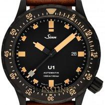 Sinn U1 44mm Black