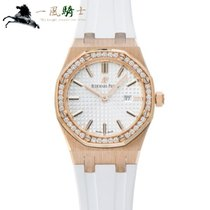 Audemars Piguet Royal Oak Lady 67651OR.ZZ.D010CA.01 tweedehands