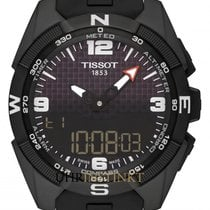 Tissot T-Touch Expert Solar 45mm Black