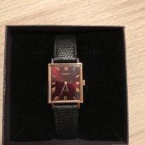 Tissot Stylist Ruzicasto zlato 26mm Bordo-tamno crven Rimski brojevi