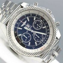 Breitling Bentley 6.75 Steel Black