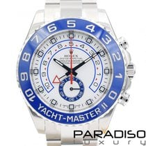 Rolex Yacht-Master II 116680 New Steel 44mm Automatic