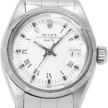 Rolex 6919 Acier 1979 Oyster Perpetual Lady Date 26mm occasion