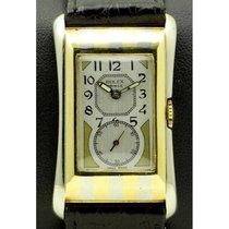 Rolex Prince Желтое золото 23mm Цвета шампань Aрабские
