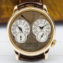 F.P.Journe Chronometre Resonance BRASS MOVEMENT Rose Gold 38mm...
