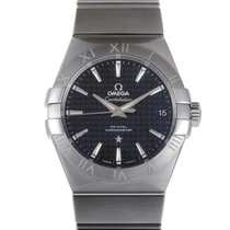 Omega Constellation Co-Axial 38mm Watch 123.10.38.21.01.002