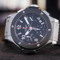 Hublot Big Bang Chrono Automatic Steel/Black Ceramic/Carbon