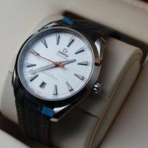 Omega Seamaster Aqua Terra neu 2021 Automatik Uhr mit Original-Box und Original-Papieren 220.12.41.21.02.002