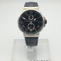 Ulysse Nardin Maxi Marine Chronometre Black Dial - NEW