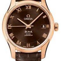 Omega De Ville Co-Axial Rose Gold