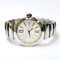 Bulgari Lucea 36mm Stainless Steel Watch LU36S With Papers and...