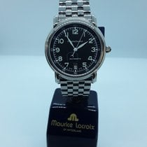 Maurice Lacroix 38mm Automatic new Pontos (Submodel) Black