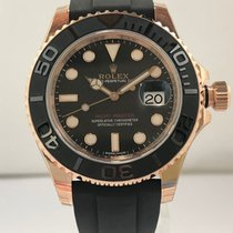 Rolex Yacht-Master ref. 116655 rose gold never worn