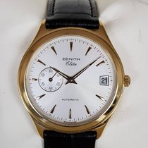 Zenith Elite With Box and Certificate